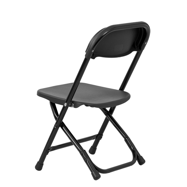 Kids Folding Chair Black