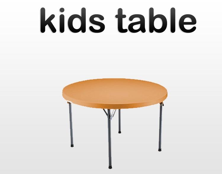 Kids table rental