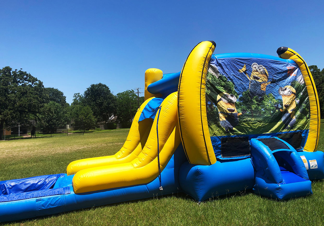 Minions Bounce House Rentals