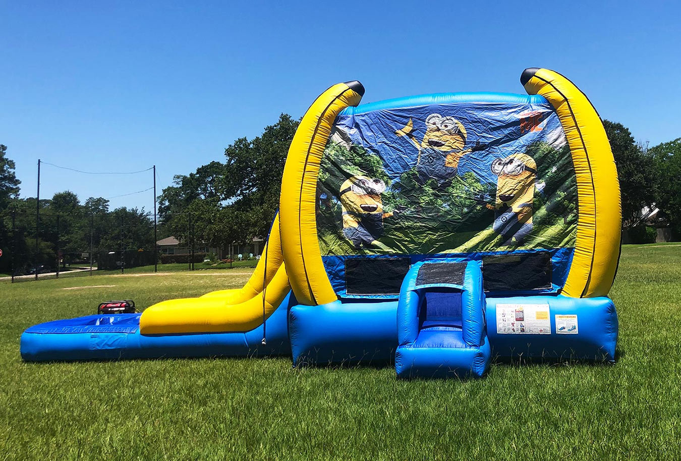 Houston, TX Minions Kids Parties For Hire