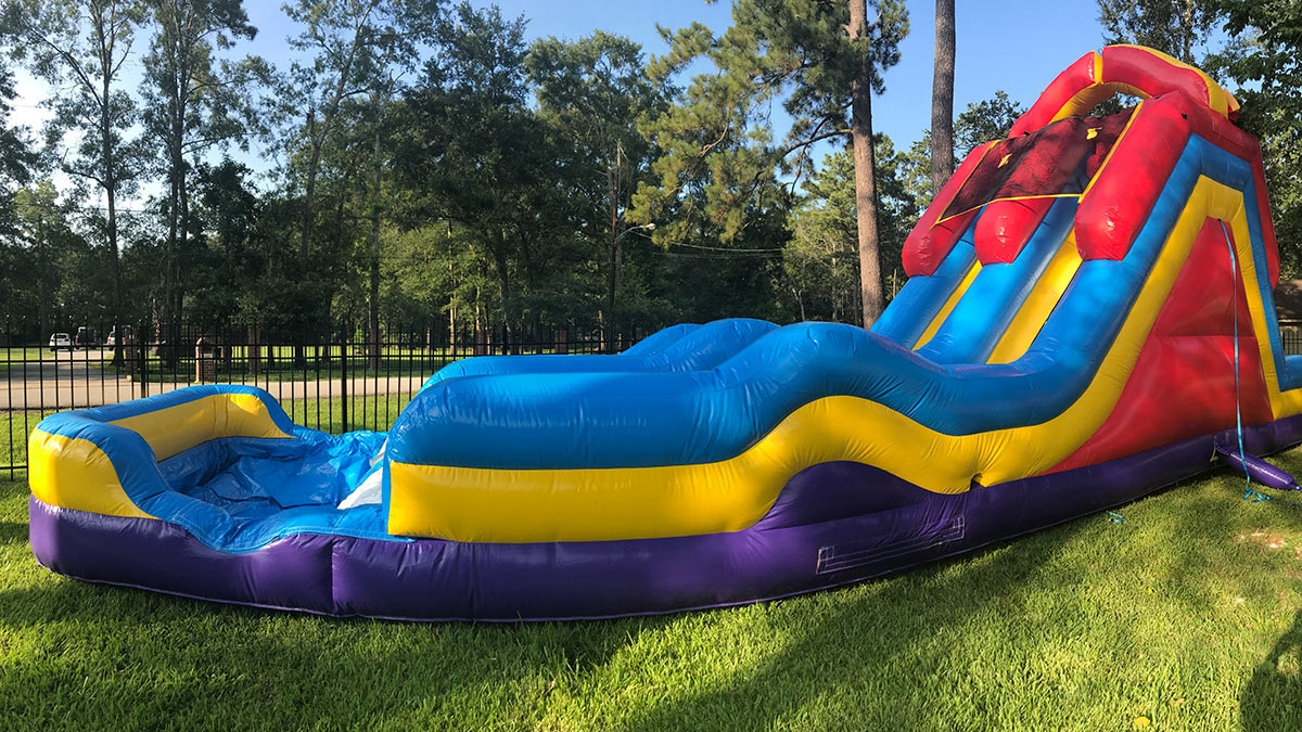 Summer Fun Water Slides For Rent