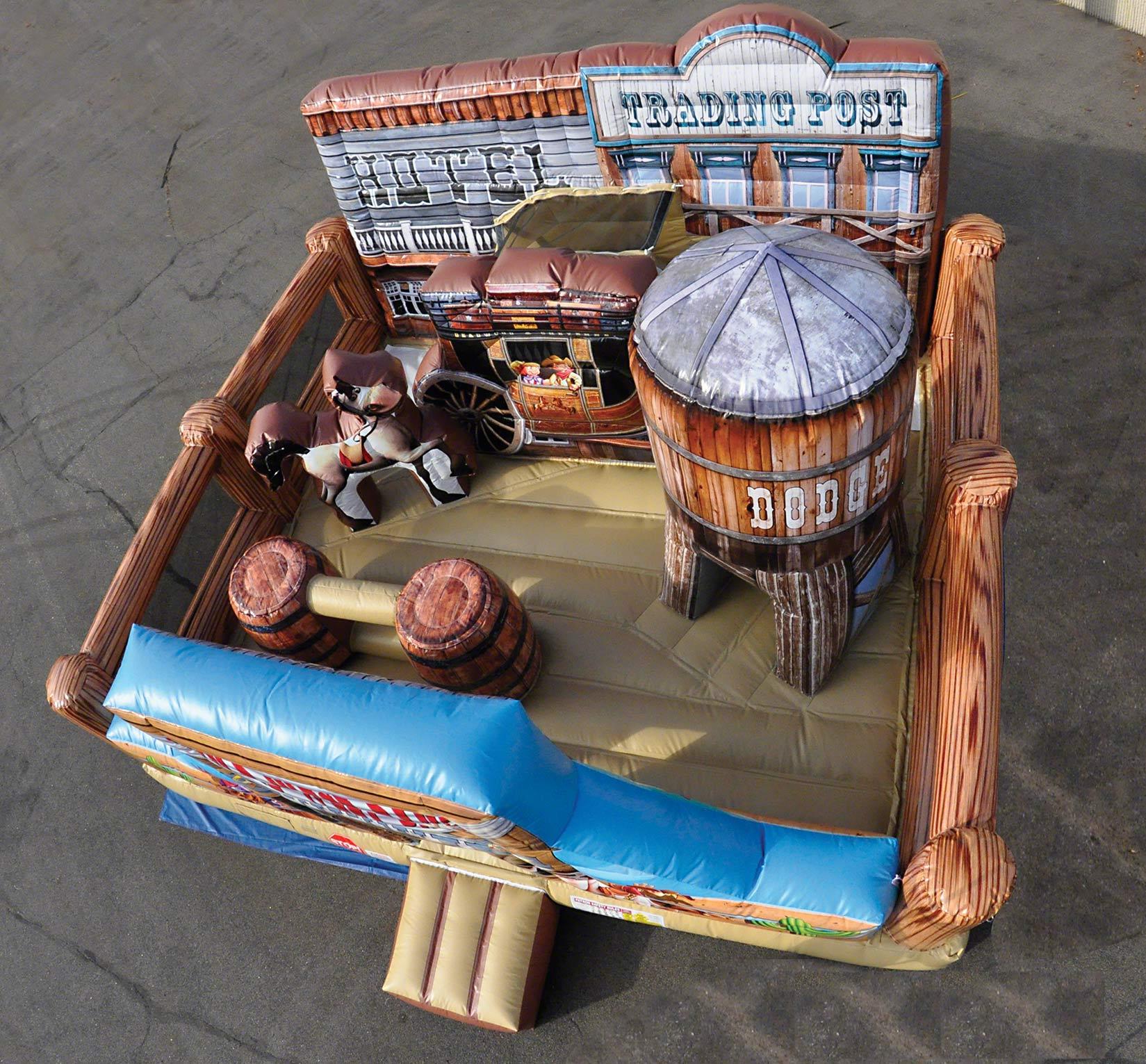 Cowboy Bounce House Rentals