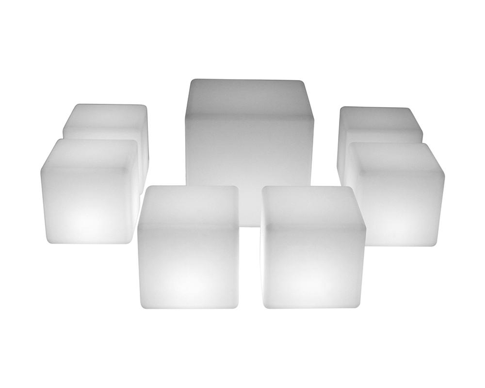 Led illuminated Furniture Rentals