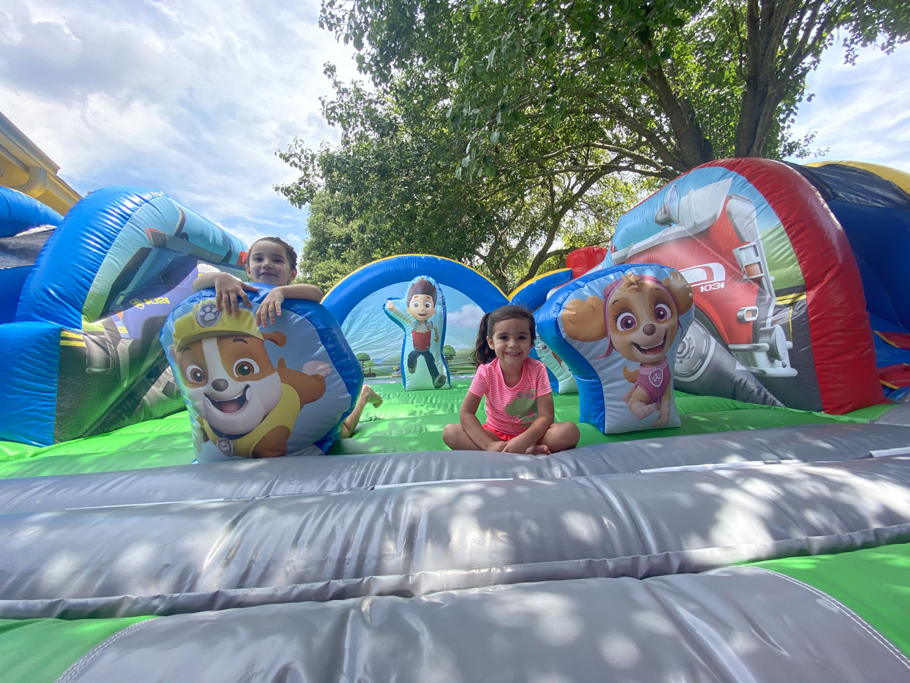 Paw Patrol Toddler Play Inflatable