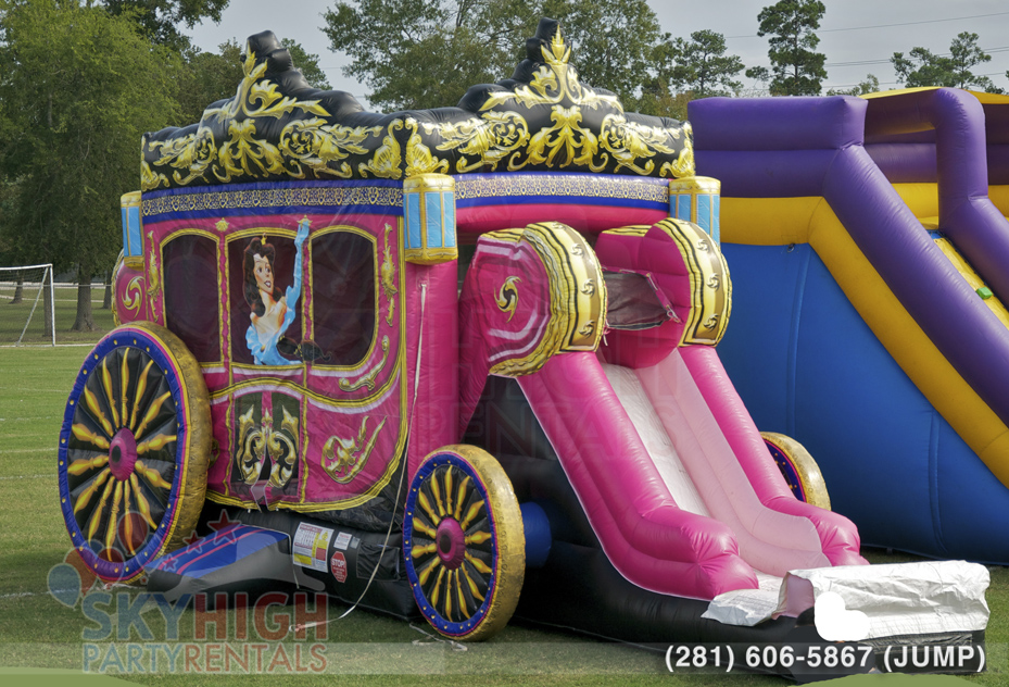 Girls Party Rentals