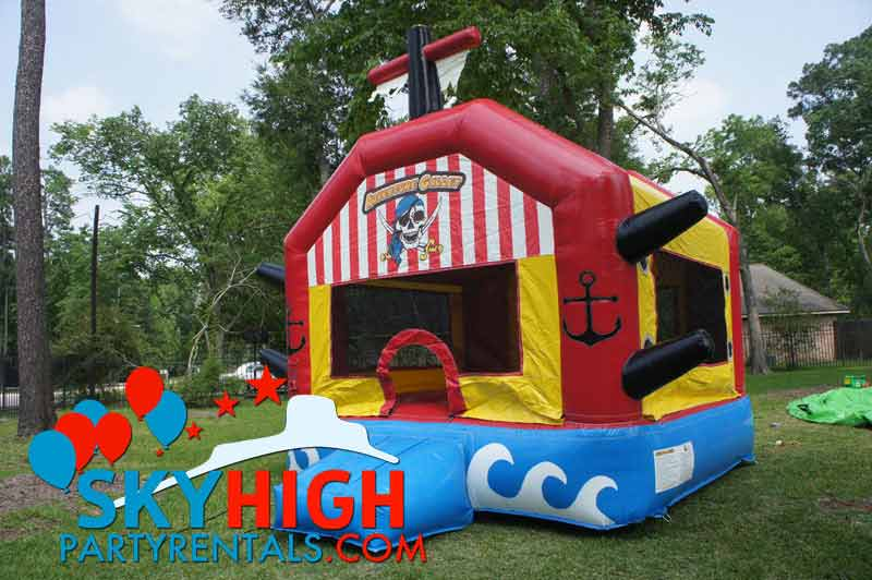 pirate kids parties