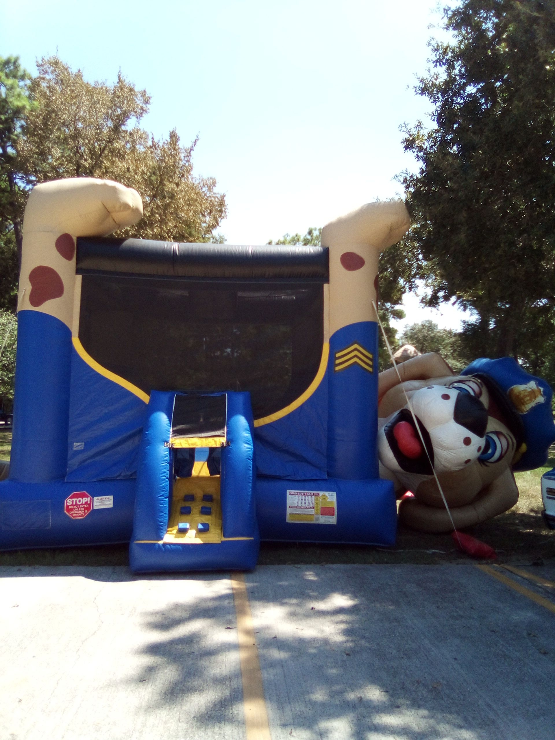 Inflatable Paw Patrol Bouncers