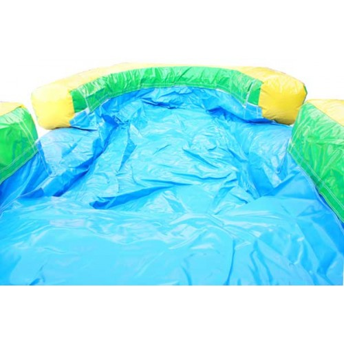Palm Tree Water Slide Pool