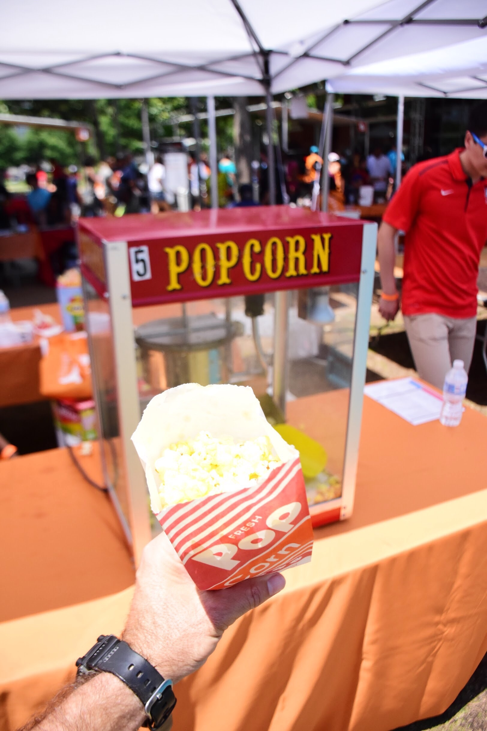 Popcorn Machine Rentals Houston, Texas