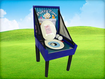 Potty Toss Carnival Game Rental