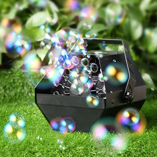 Kids Bubble Machine Rentals