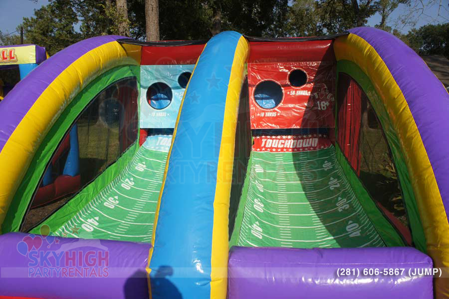promotional games for football events