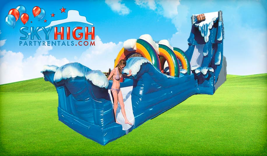 Niagara Falls Water Slide Party Rentals