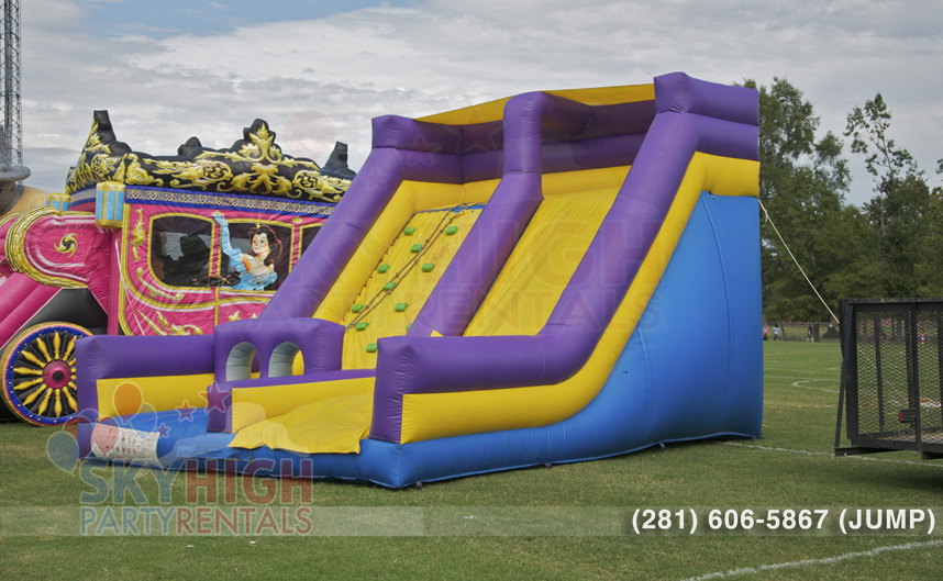 inflatable rockwall inflatable