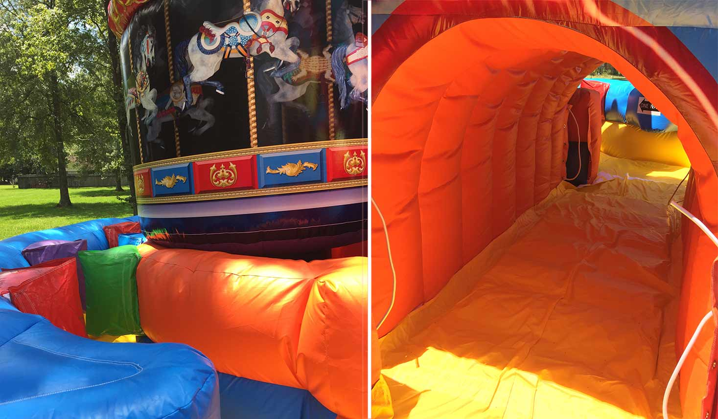 Tunnel Obstacles Inflatables