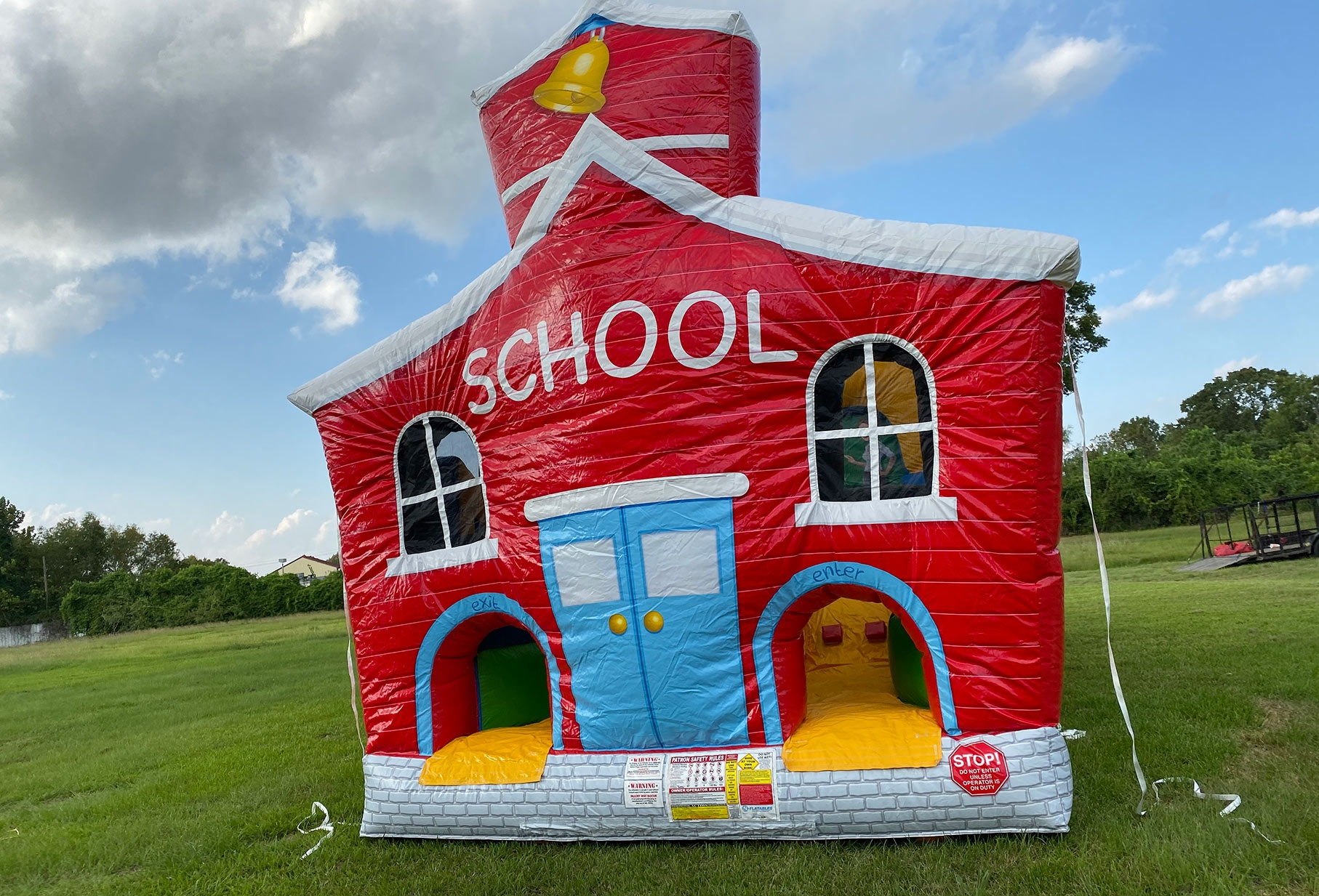 School House Inflatable