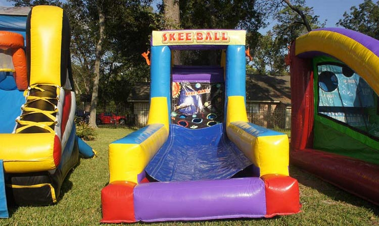 Skee-ball Games for Rent