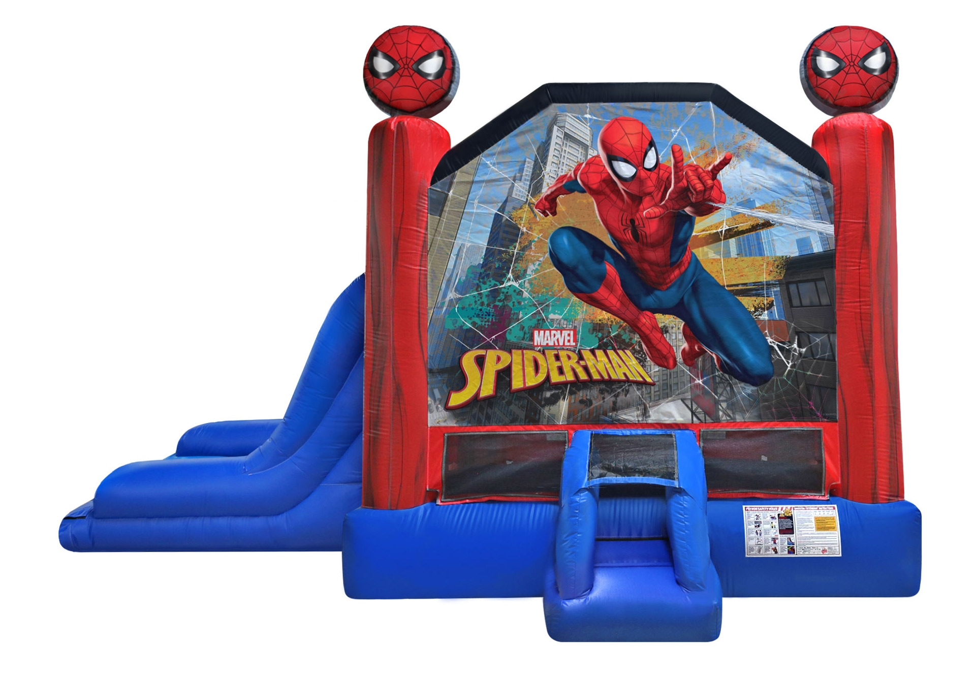 Spiderman Jumphouse