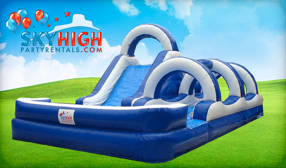 slip and slide party rental