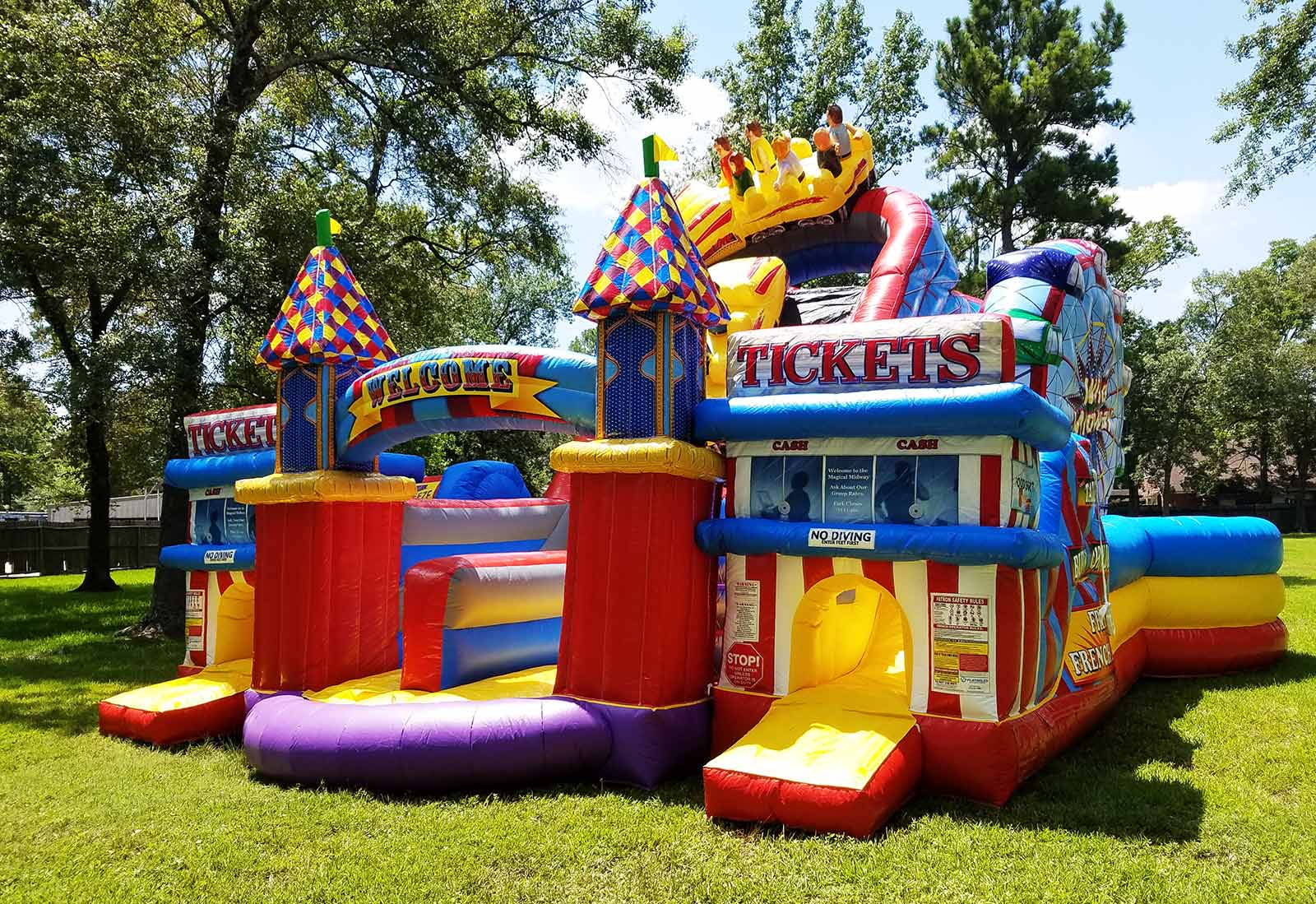 Best Inflatable in Texas