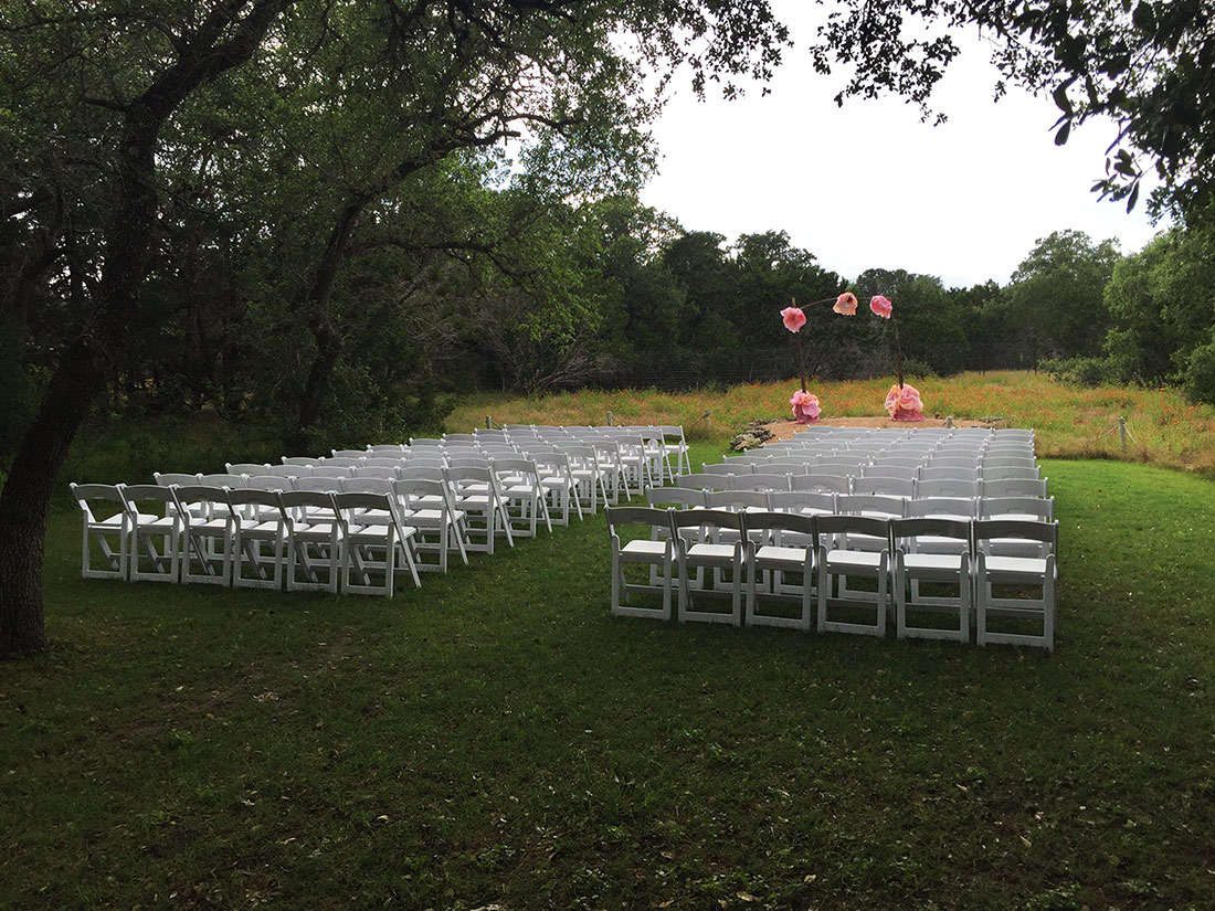 Houston Texas Wedding Rentals