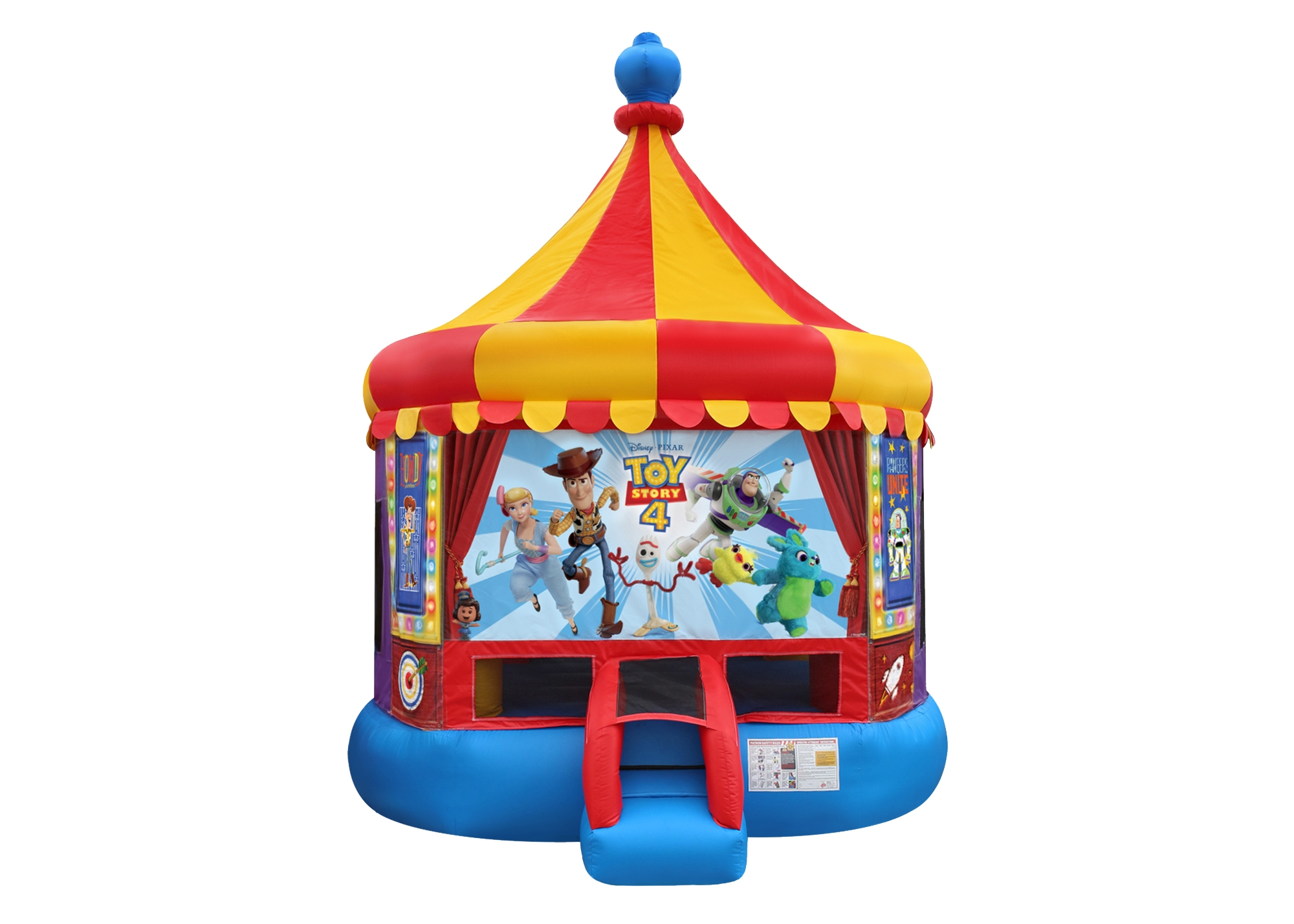 Toy Story 4 Bounce House Rentals Houston