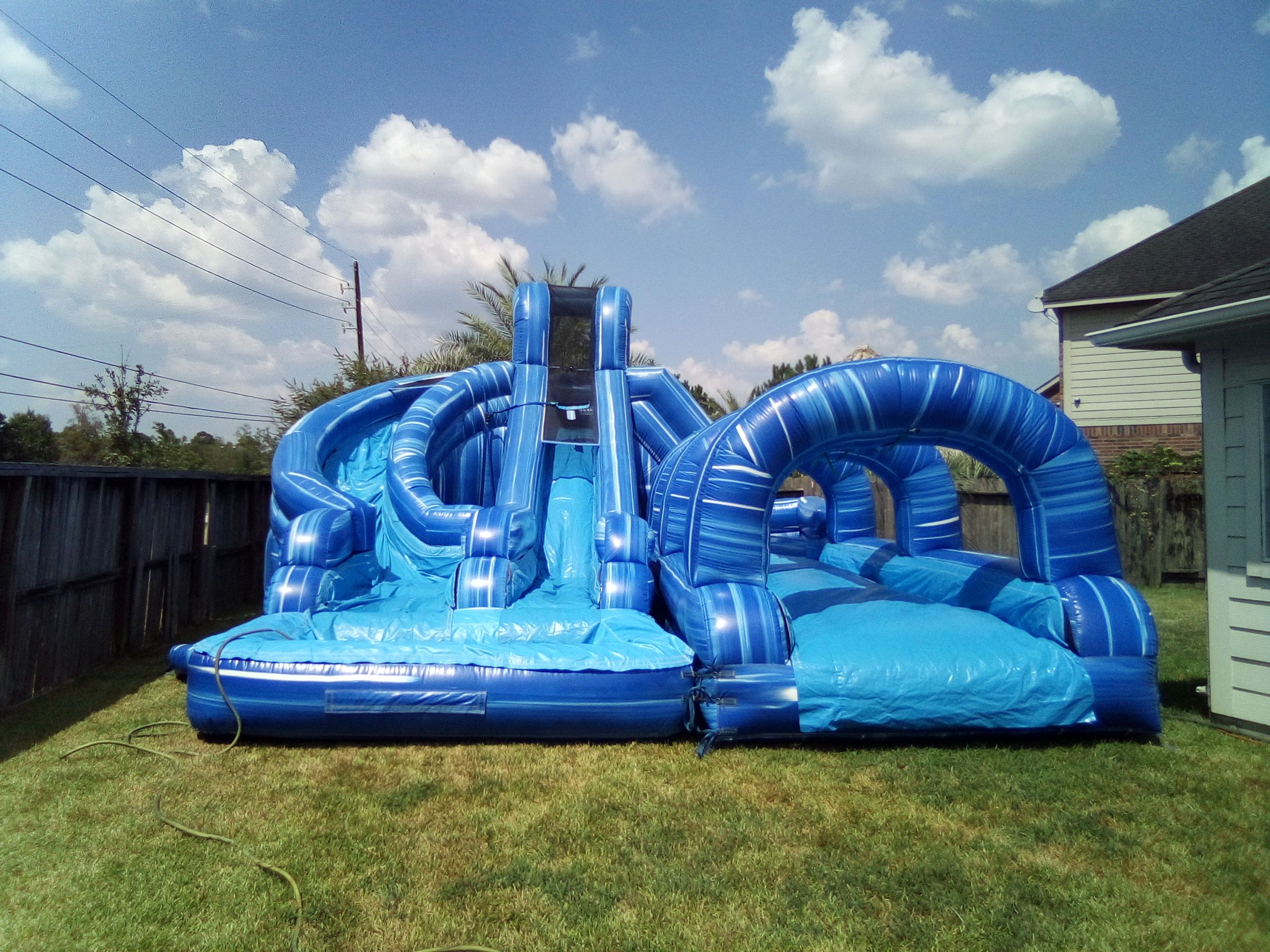 Water Slides for Adults