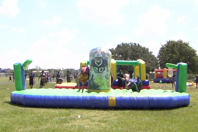 Bungee Tug of War Event Rentals Houston