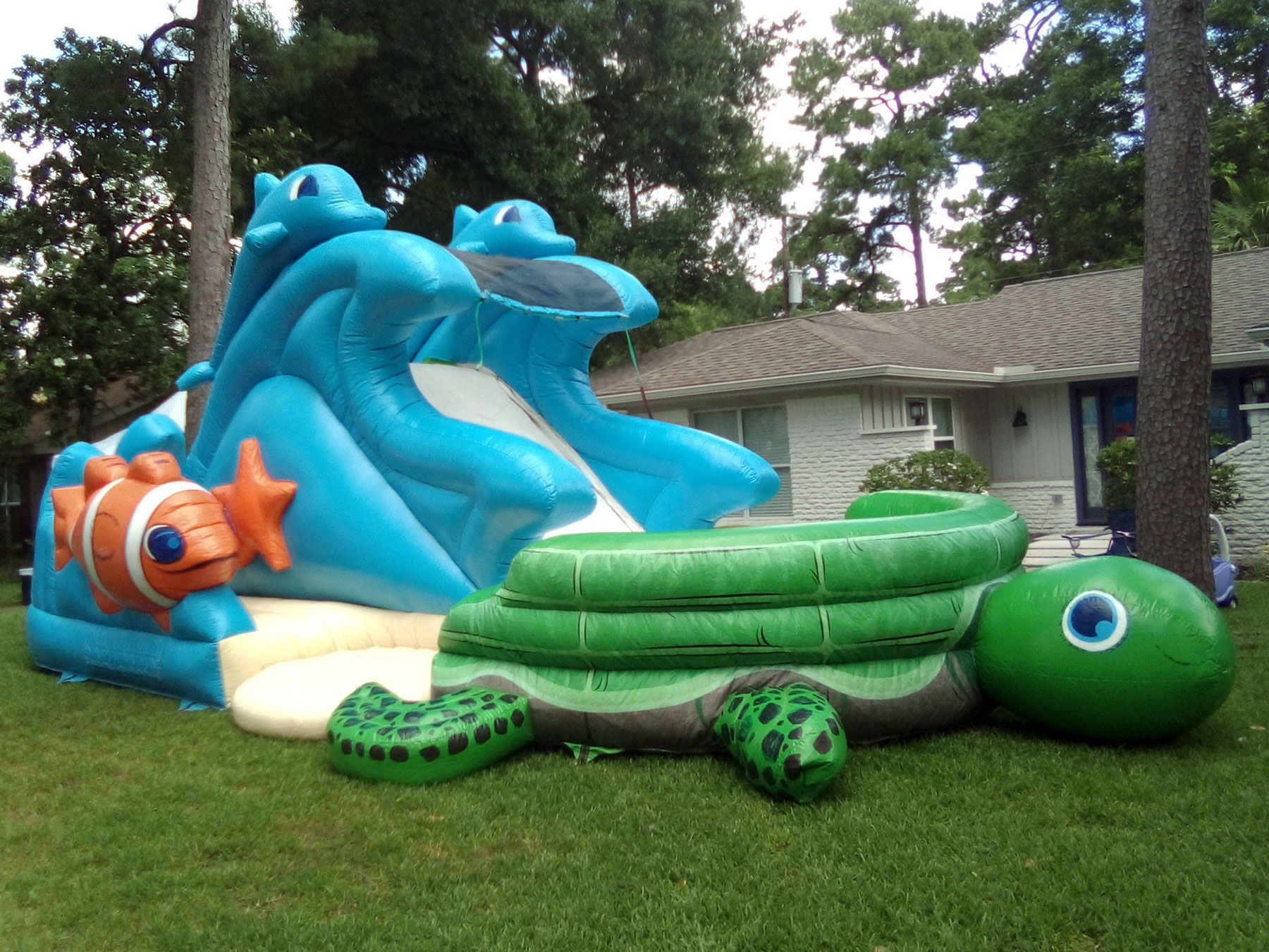 Toddler Water Slide Rental