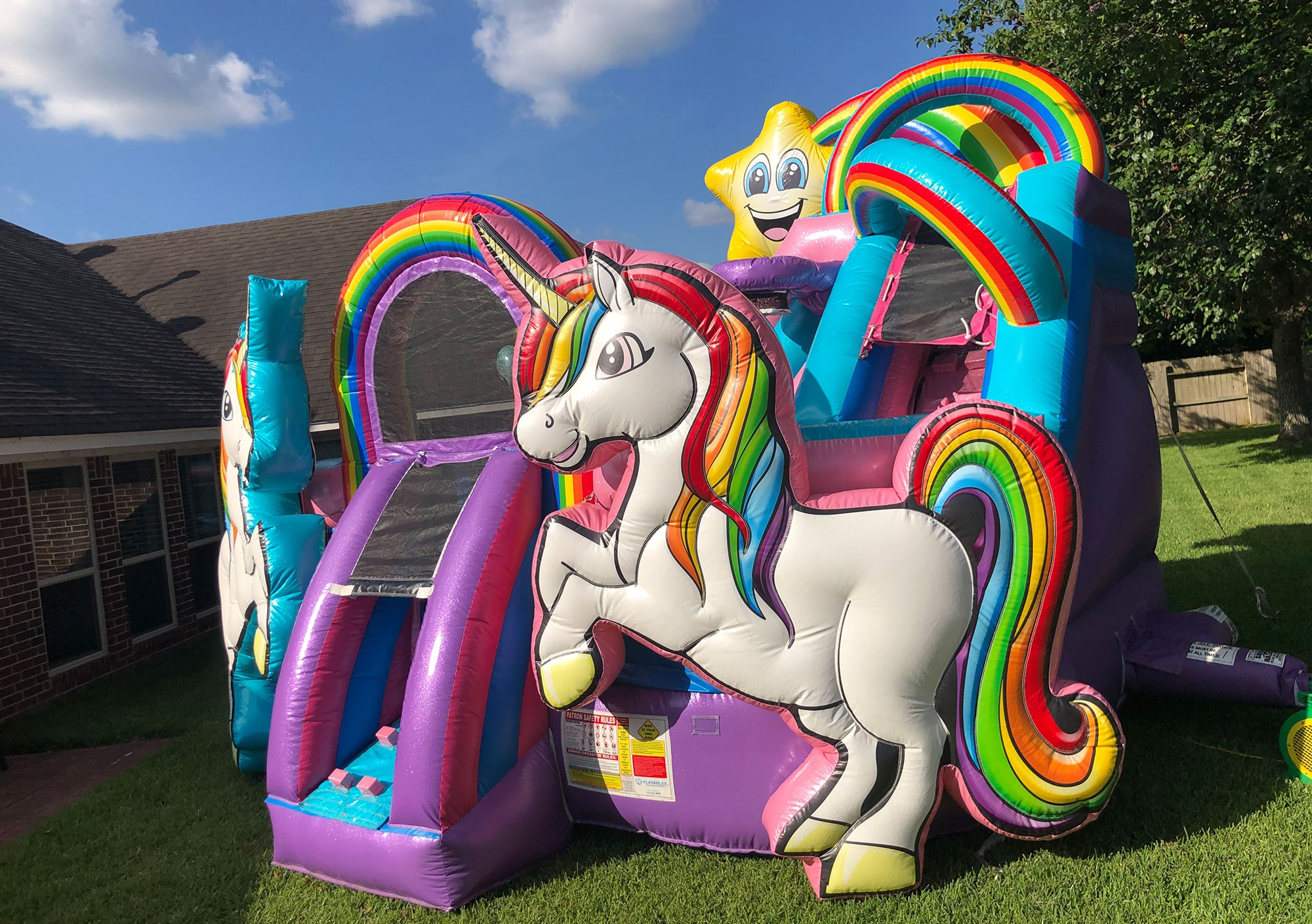 Unicorn Kids Party Rentals