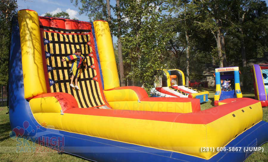 Rent a Velcro Wall