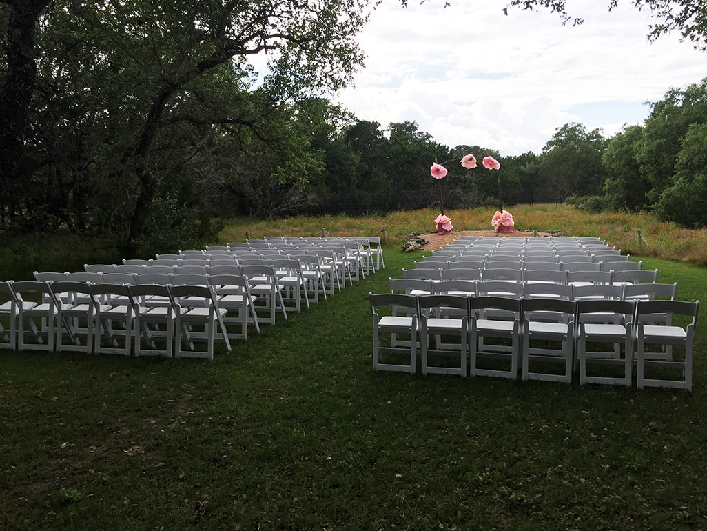 Rent Wedding Chairs Houston