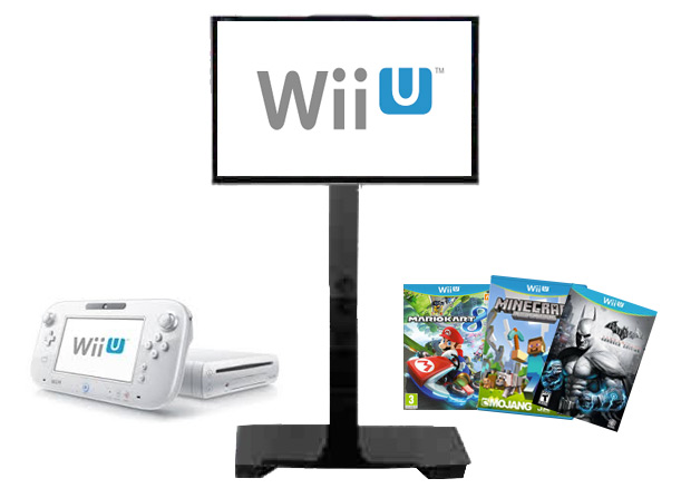 Wii University Arcade Game Rental Houston