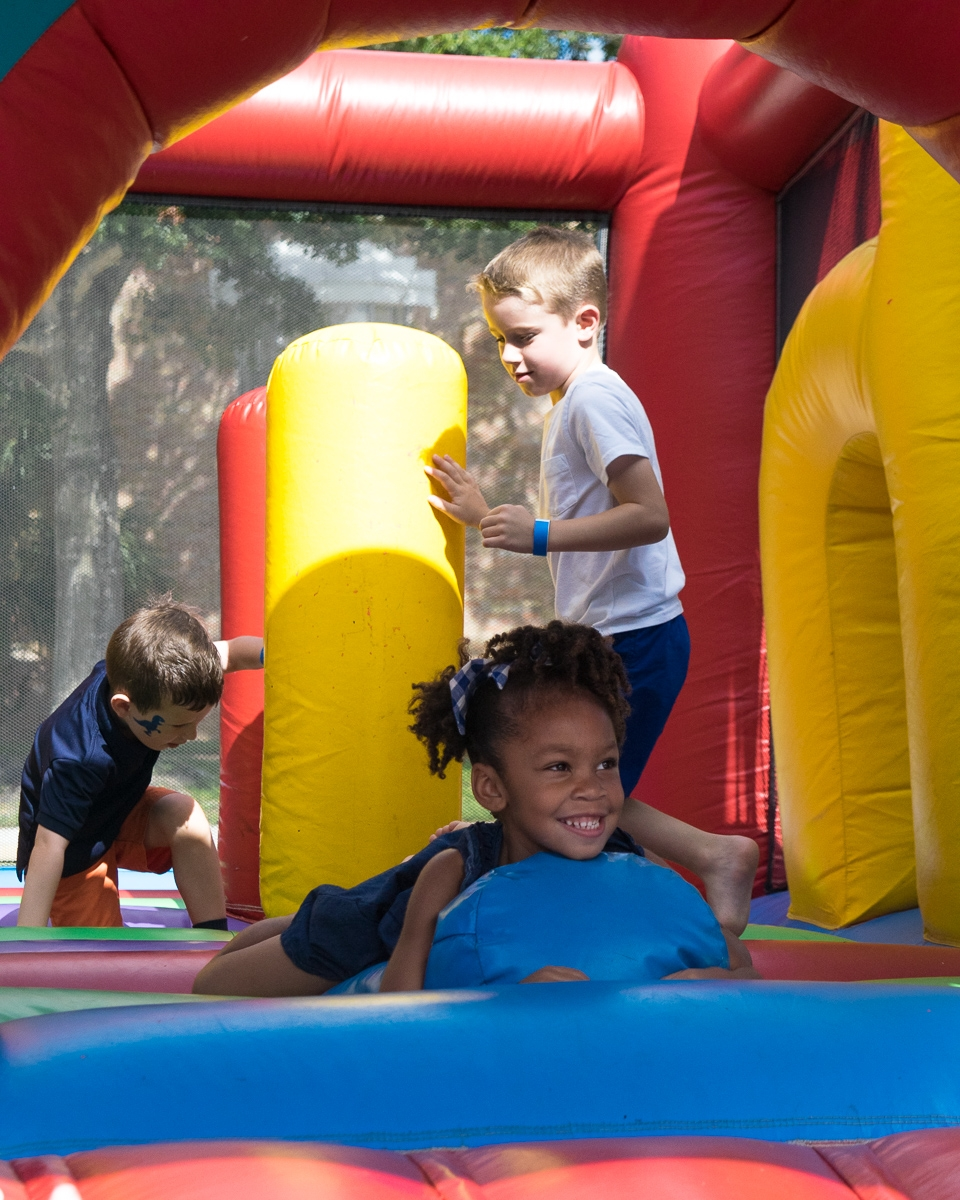 Zoo Friends Party Rentals