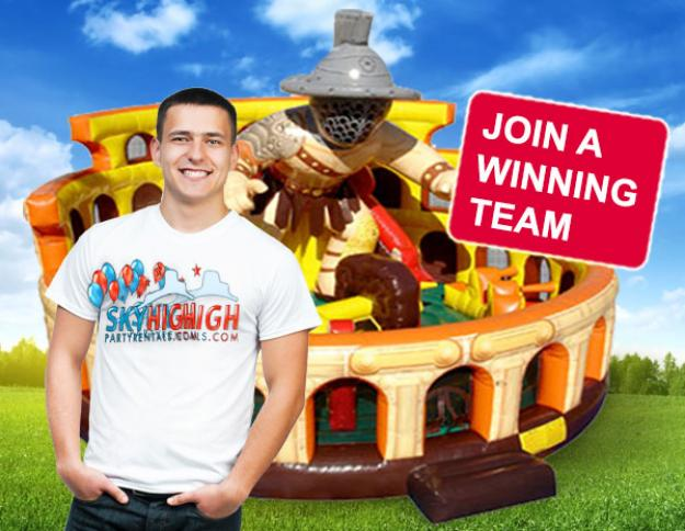 Join a Winning Team. Franchise Opportunities Right Here!